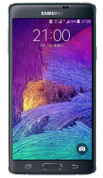 Samsung Galaxy Note 4 Duos Specs, review, opinions, comparisons