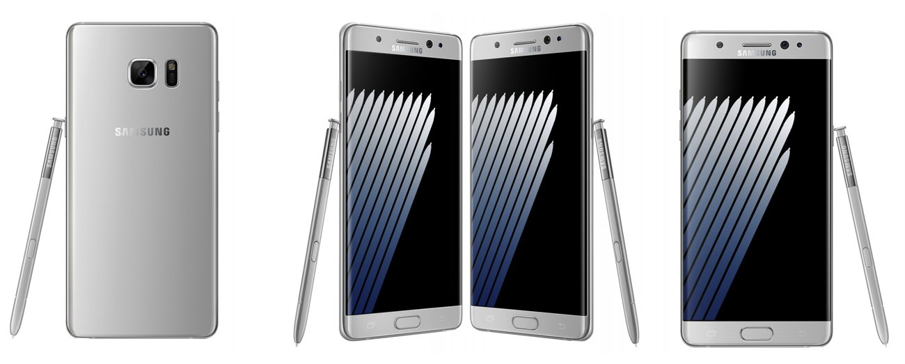 Samsung Galaxy Note 7 - images
