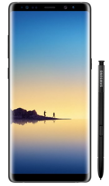 Samsung Galaxy Note 8 technische daten, test, review