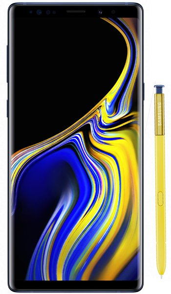 Samsung Galaxy Note 9 technische daten, test, review