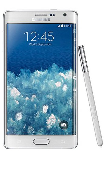 Samsung Galaxy Note Edge Specs, review, opinions, comparisons