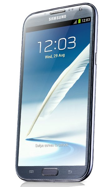 Samsung Galaxy Note II CDMA Specs, review, opinions, comparisons