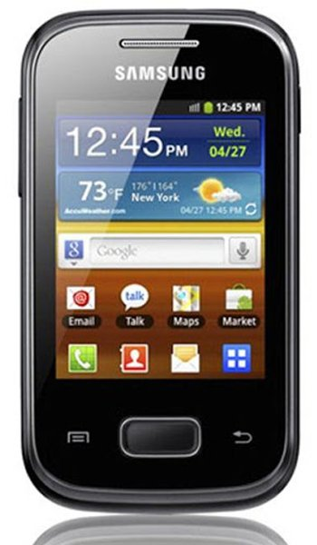 Samsung Galaxy Pocket Neo S5310 Specs, review, opinions, comparisons