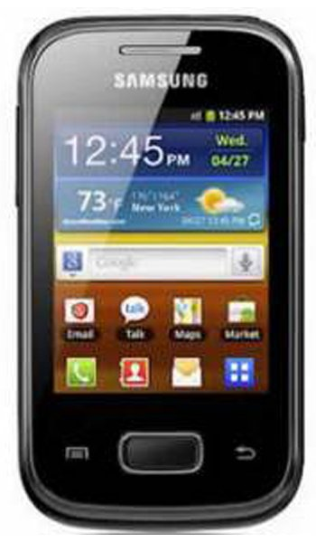 Samsung Galaxy Pocket plus S5301 Specs, review, opinions, comparisons