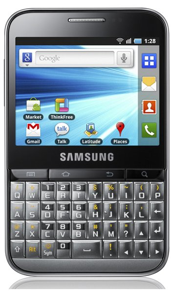 Samsung Galaxy Pro B7510 Specs, review, opinions, comparisons