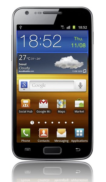 Samsung Galaxy S II 4G I9100M Specs, review, opinions, comparisons