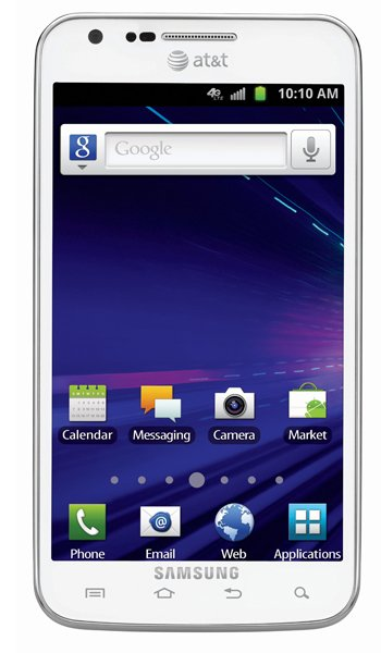 Samsung Galaxy S II Skyrocket i727 Specs, review, opinions, comparisons