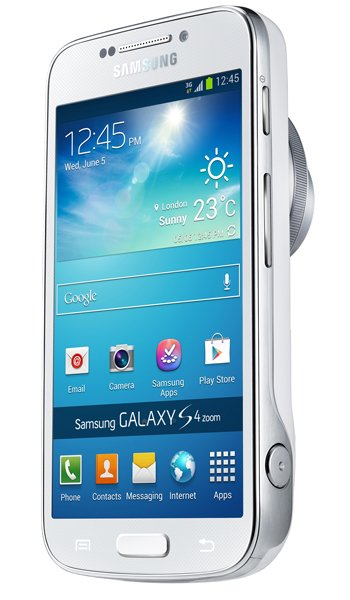 Samsung Galaxy S4 zoom Specs, review, opinions, comparisons