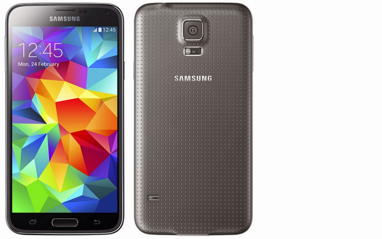 Samsung galaxy s5 duos test