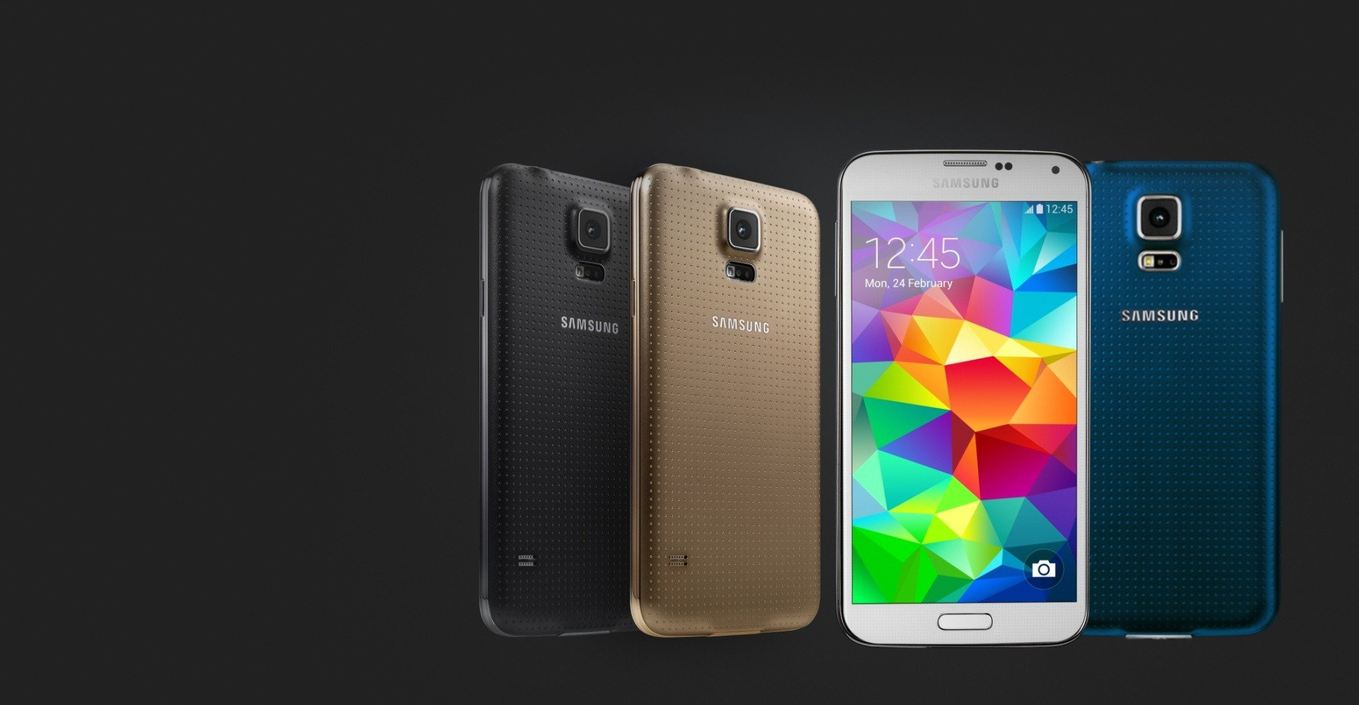 Samsung Galaxy S5 Plus - images