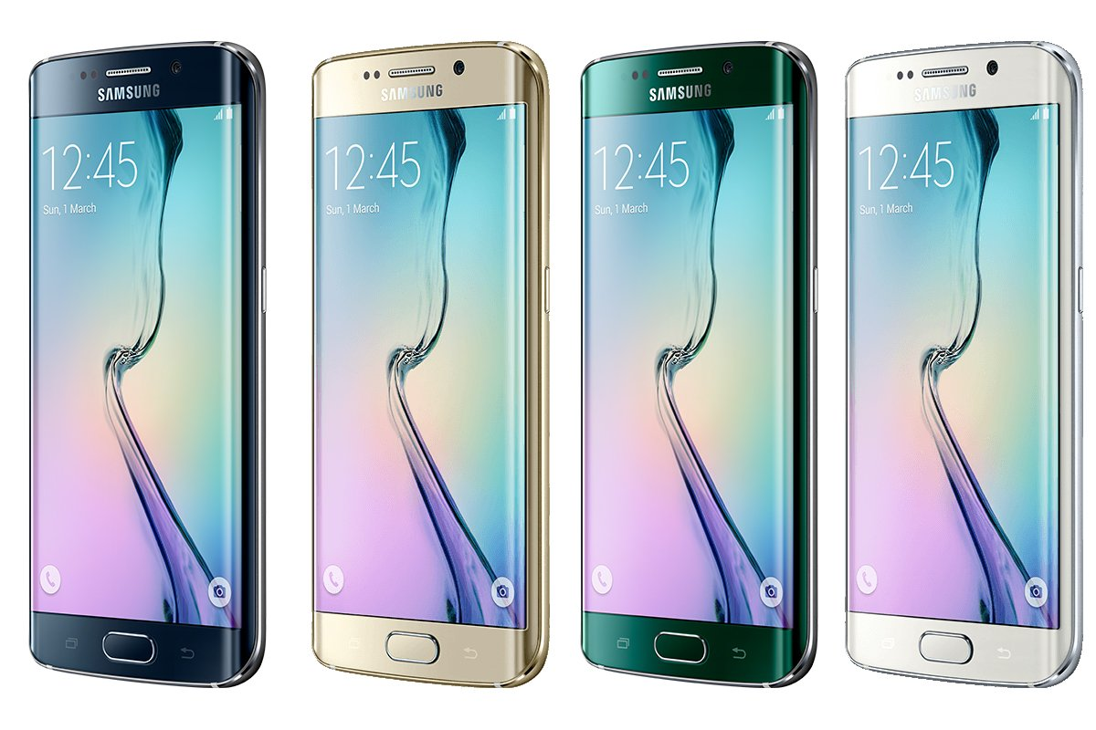 Samsung Galaxy S6 edge - images