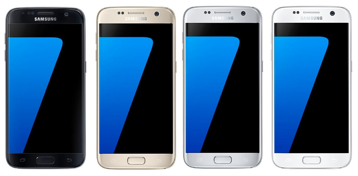 Samsung Galaxy S7 - images