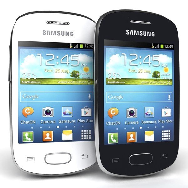 samsung galaxy star s5280 - photo #13