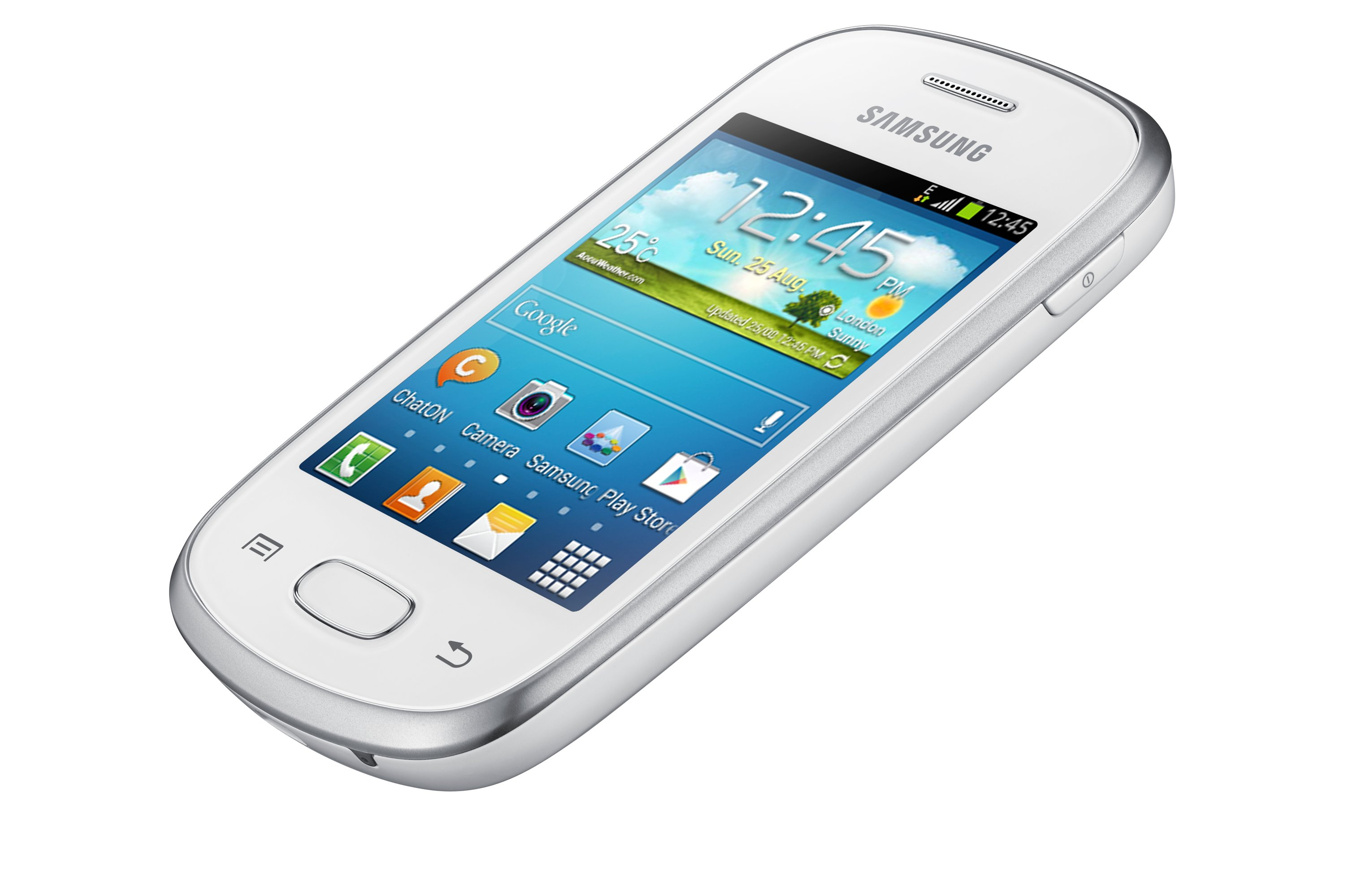 Image result for Samsung Galaxy Star Trios S5283