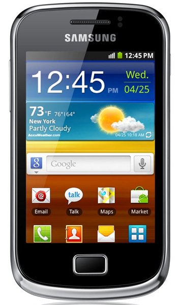 Samsung Galaxy mini 2 S6500 Specs, review, opinions, comparisons