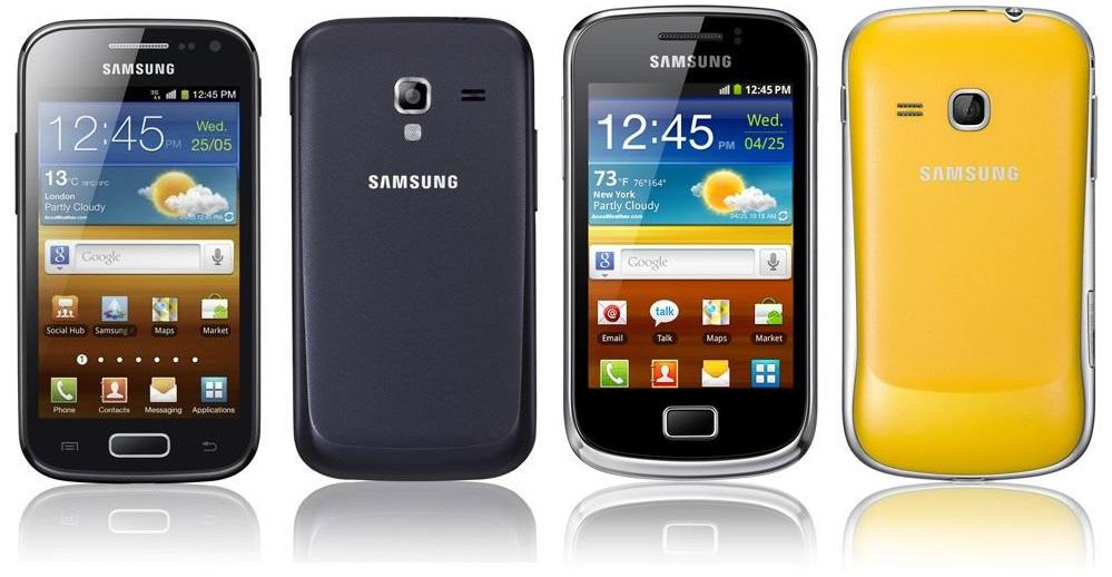 Samsung Galaxy Mini 2 S6500 Specs Review Release Date