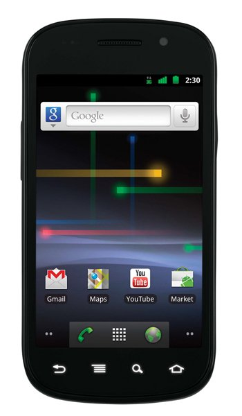Samsung Google Nexus S I9020A technische daten, test, review