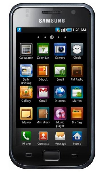 Samsung I9000 Galaxy S Specs, review, opinions, comparisons