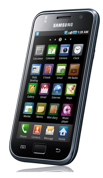 Samsung I9003 Galaxy SL Specs, review, opinions, comparisons