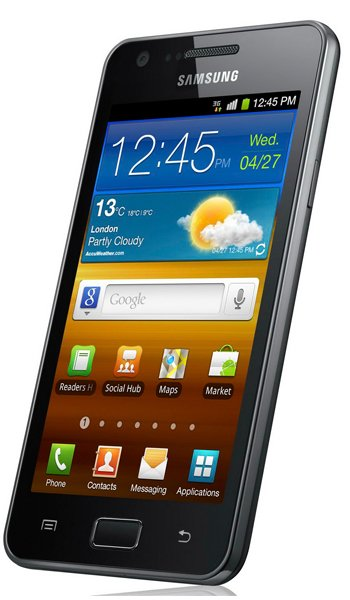 Samsung I9103 Galaxy R Specs, review, opinions, comparisons