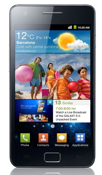 Samsung I929 Galaxy S II Duos Specs, review, opinions, comparisons