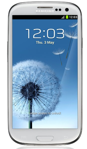 Samsung Galaxy S3 Specs, review, opinions, comparisons
