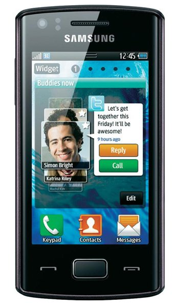 Samsung S5780 Wave 578 Specs, review, opinions, comparisons
