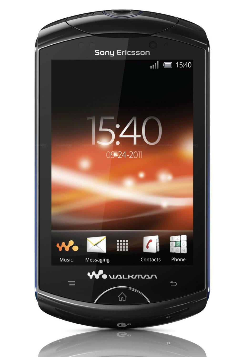 Sony Ericsson WT18i specs, review, release date