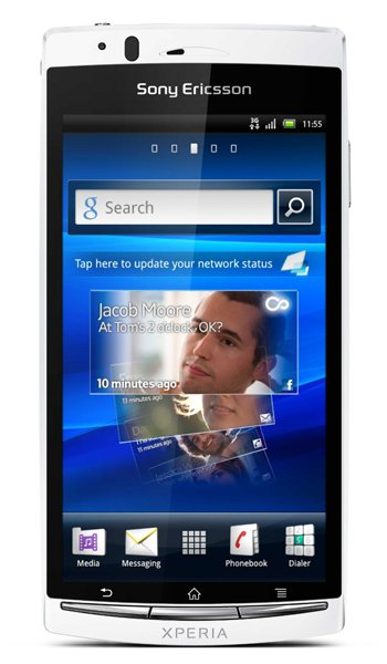Sony Ericsson Xperia Arc S Specs, review, opinions, comparisons