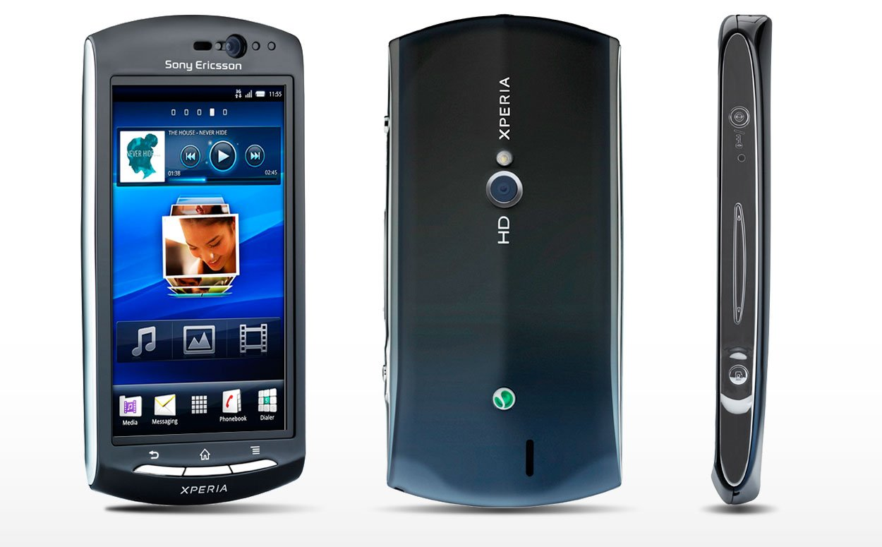 ... Sony Ericsson Xperia neo V pictures ...
