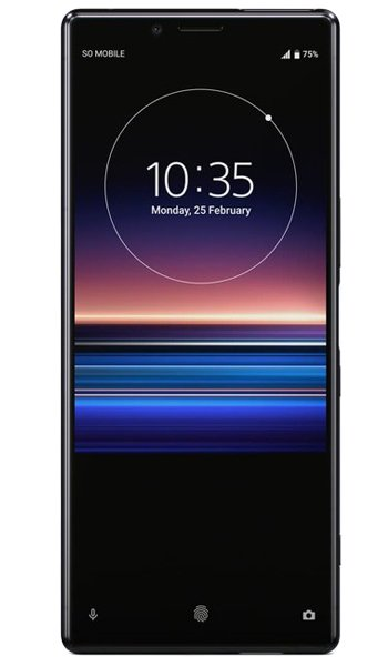 Sony Xperia 1 Specs, review, opinions, comparisons