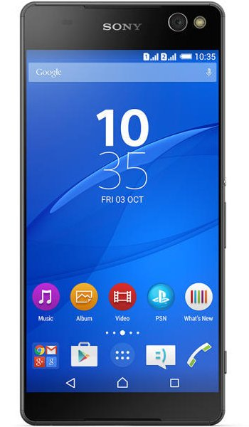 Sony Xperia C5 Ultra Dual Specs, review, opinions, comparisons