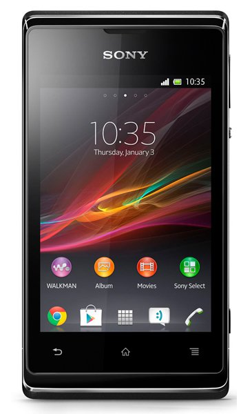 Sony Xperia E Specs, review, opinions, comparisons