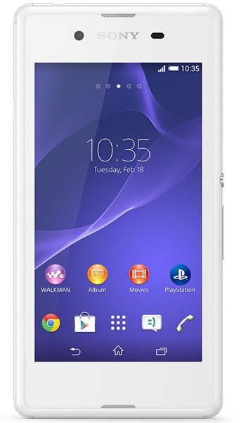 Sony Xperia E3 Specs, review, opinions, comparisons