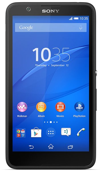 Sony Xperia E4 Specs, review, opinions, comparisons