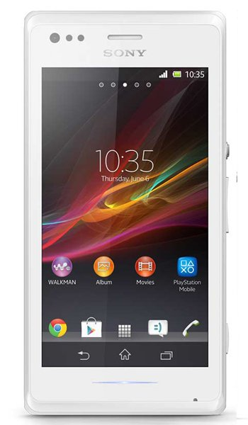 Sony Xperia M Specs, review, opinions, comparisons