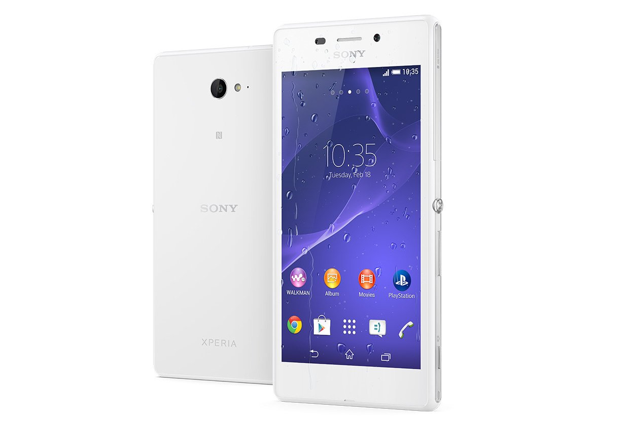 Sony Xperia M2 Aqua: technical specifications, comparison with competitors and reviews 42