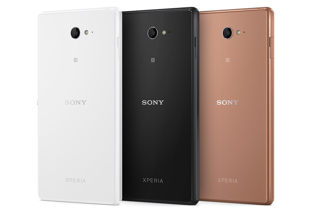 Sony Xperia M2 Aqua: technical specifications, comparison with competitors and reviews 33