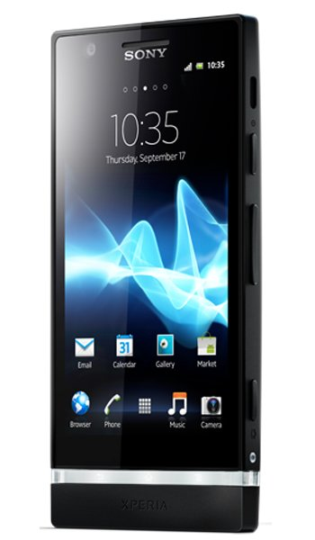 Sony Xperia P Specs, review, opinions, comparisons