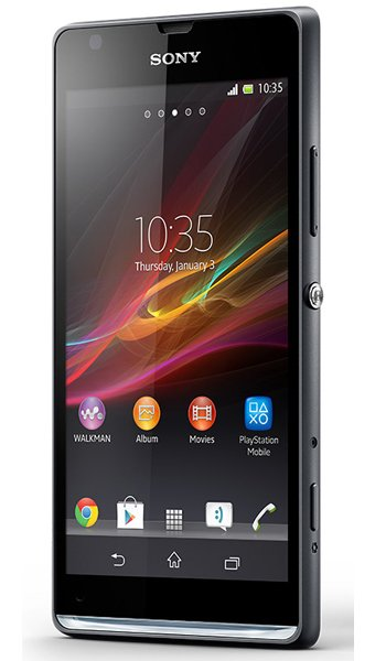 Sony Xperia SP Specs, review, opinions, comparisons