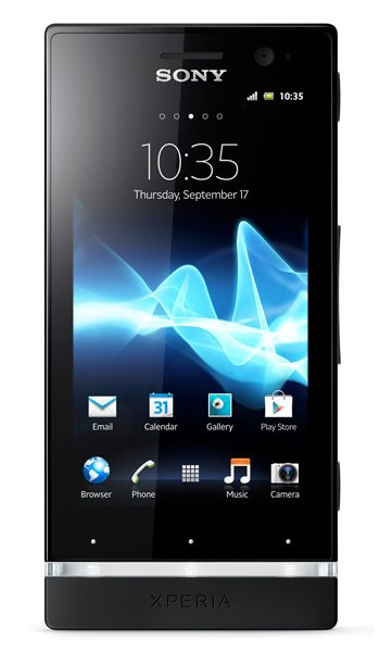 Sony Xperia U Specs, review, opinions, comparisons