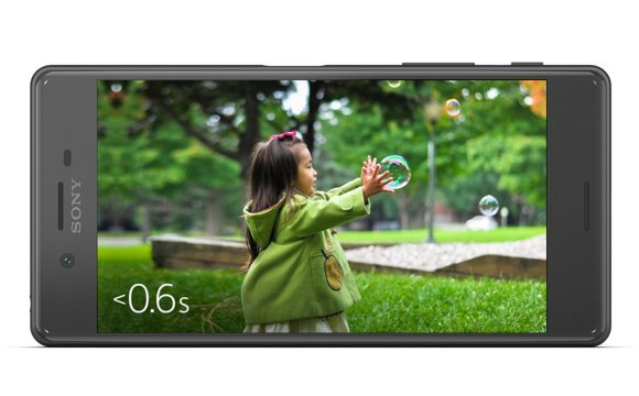 Sony Xperia X - images