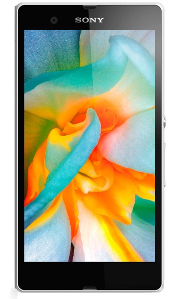 Sony Xperia Z Specs, review, opinions, comparisons