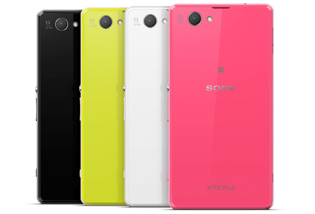 Sony Xperia Z1 Compact Specs Review Release Date Phonesdata Baterai Mini Pictures