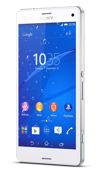 Sony Xperia Z3 Compact Specs, review, opinions, comparisons