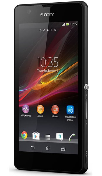 Sony Xperia ZR Specs, review, opinions, comparisons