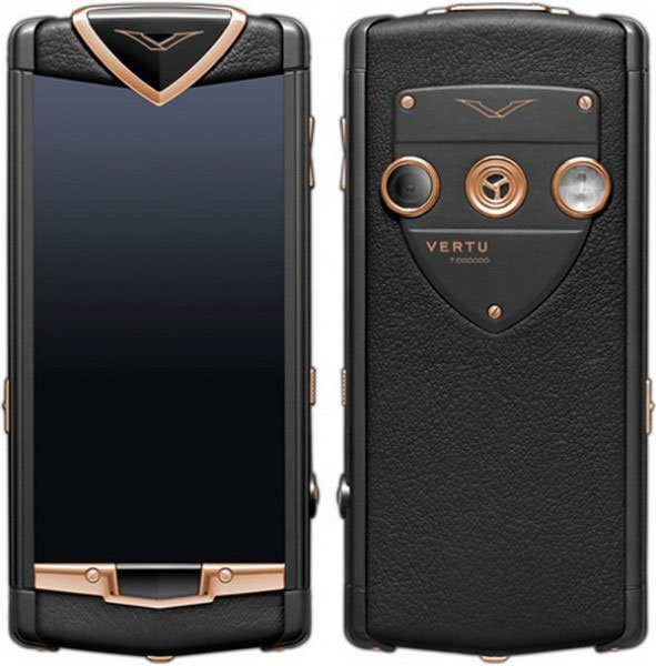 Vertu Constellation móvil smartphones