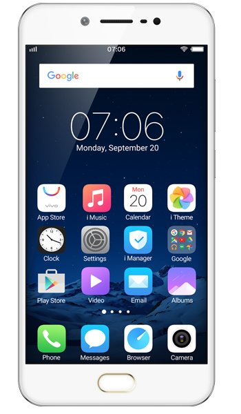 Vivo V5s - Characteristics, specifications and features