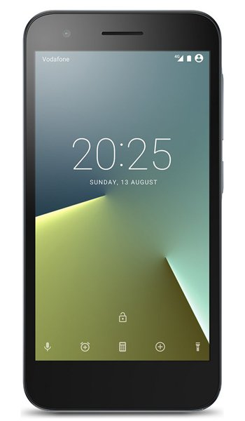Vodafone Smart E8 - Characteristics, specifications and features