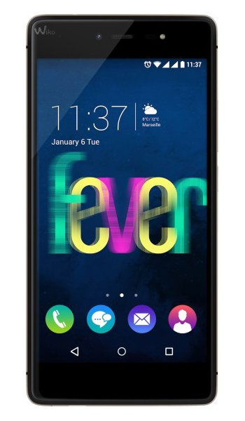 Wiko Fever 4G Specs, review, opinions, comparisons